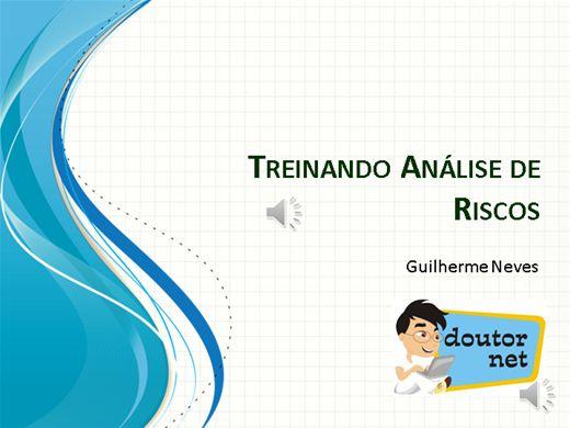 Curso Online de Análise de Riscos , ISO 27005 e RDC 17 ANVISA