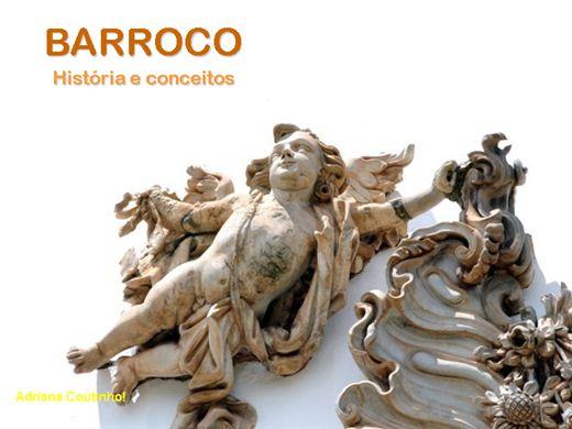 Curso Online de BARROCO  HISTÓRIA E CONCEITOS
