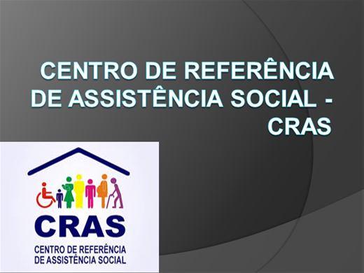 Curso Online de Centro de Referencia de Assistência social  CRAS