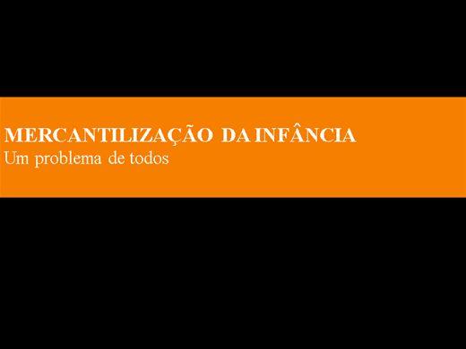 Curso Online de MERCANTILIZAÇÃO DA INFÂNCIA
