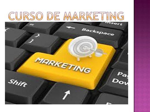 Curso Online de Marketing