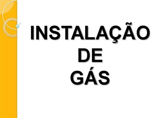 Curso Online de Instalação de Gás