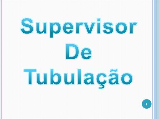 Curso Online de Supervisor de Tubulação