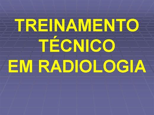 Curso Online de TECNICAS EM RADIOLOGIA