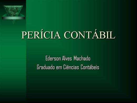 Curso Online de PERICIA