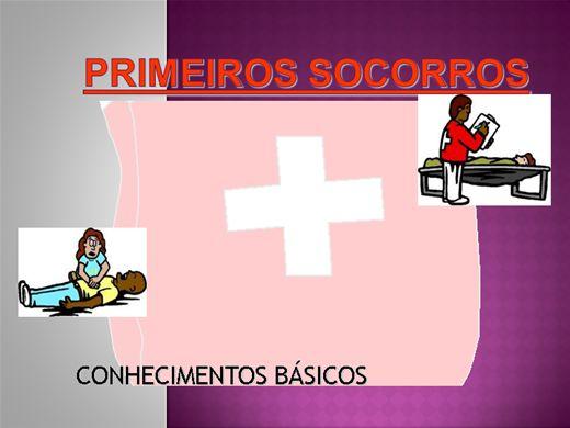 Curso Online de PRIMEIROS SOCORROS MILITAR
