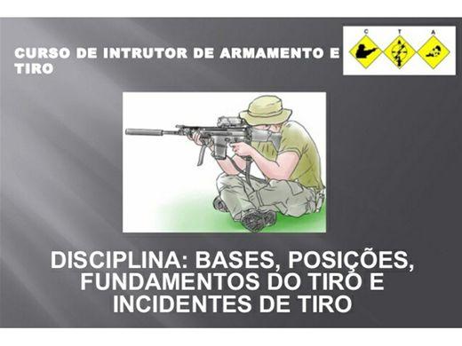 Curso Online de CURSO DE TIRO