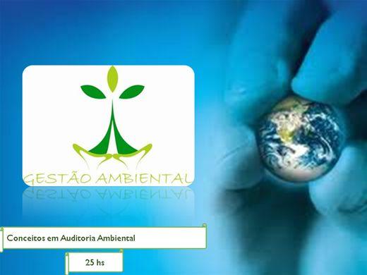 Curso Online de GESTÃO AMBIENTAL: Conceitos em Auditoria Ambiental.