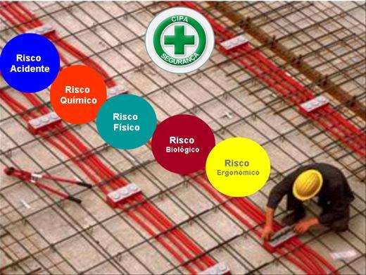Curso Online de Mapas de Riscos - Elaboração e Implantação