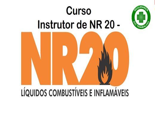 Curso Online de Instrutor de NR 20  Segurança no Trabalho com Inflamáveis e Combustíveis