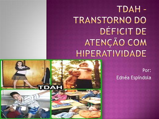 Curso Online de Noções Básicas sobre TDAH