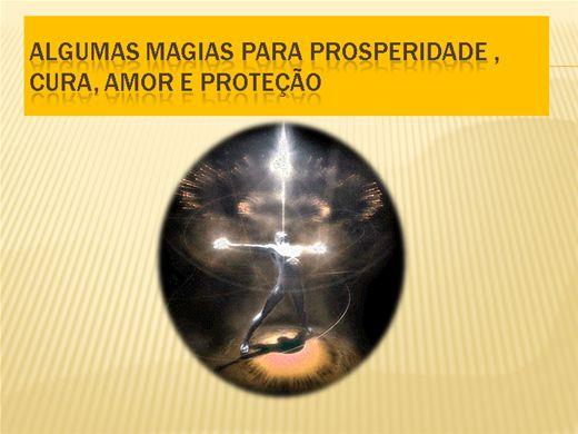 Curso Online de Algumas Magias para a Prosperidade , Cura , Amor e Proteção