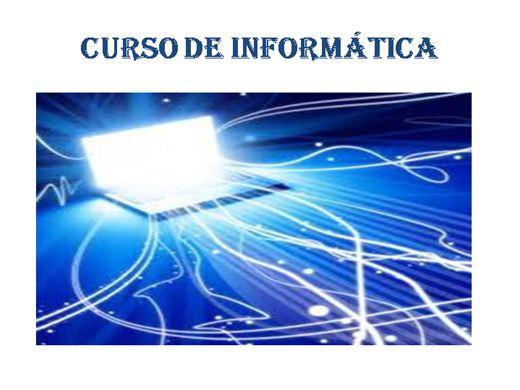 Curso Online de CURSO DE INFORMATICA