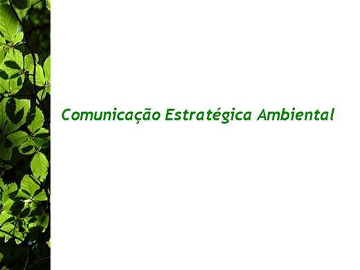 Curso Online de Comunicação Estratégica Ambiental