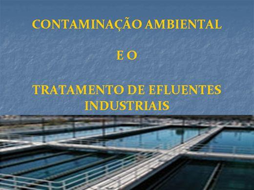 Curso Online de TRATAMENTO DE EFLUENTES INDUSTRIAIS - CONTAMINAÇÃO AMBIENTAL