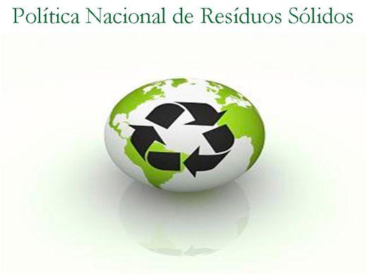 Curso Online de Política Nacional de Resíduos Sólidos