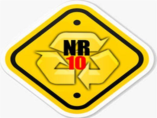 Curso Online de Reciclagem NR 10 - Básico - Segurança em Instalações e Serviços em Eletricidade