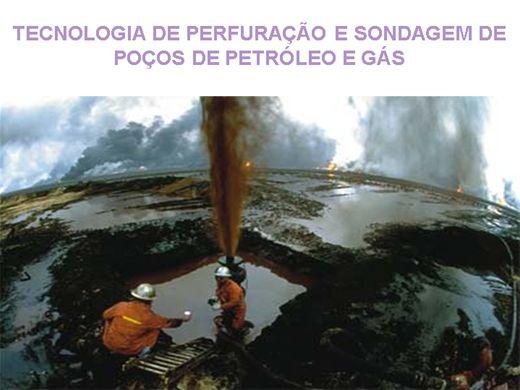 Curso Online de Tecnologia de Perfuração e Sondagem de Poços de Petróleo e Gás