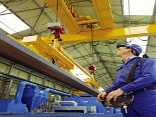 Curso Online de Segurança para Operador de Ponte Rolante - NR 11