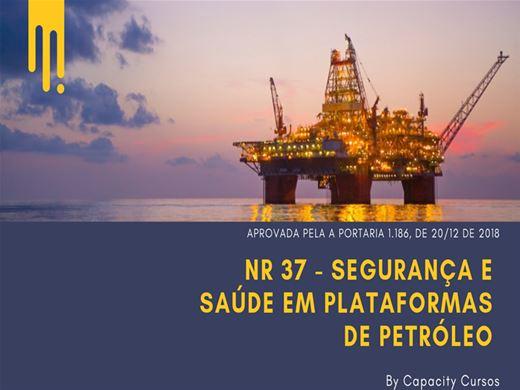 Curso Online de NR 37 - Segurança e Saúde em Plataformas de Petróleo - Interpretação