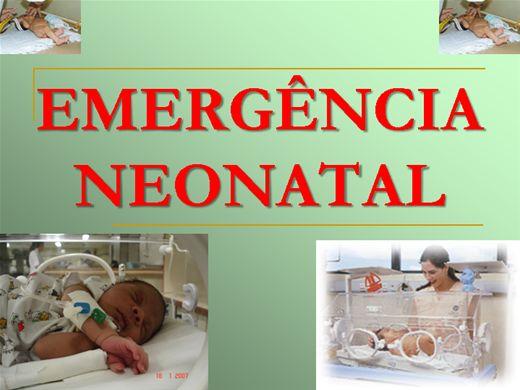 Curso Online de Emergência Neonatal