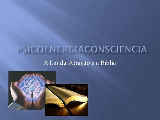 Curso Online de A Lei da Atração e a Bíblia