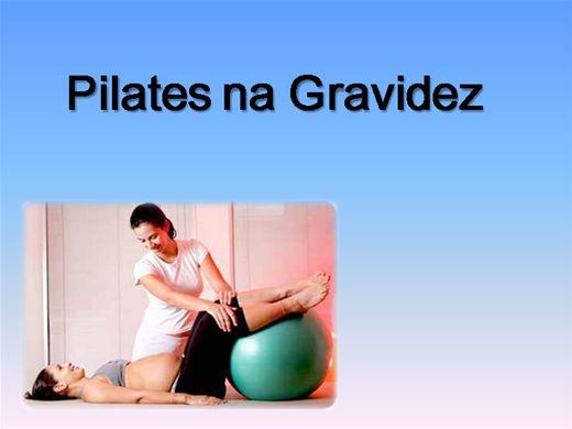 Curso Online de Pilates na Gravidez