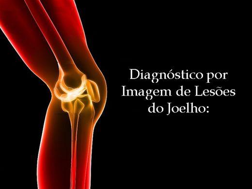 Curso Online de Diagnóstico por Imagem de Lesões do Joelho