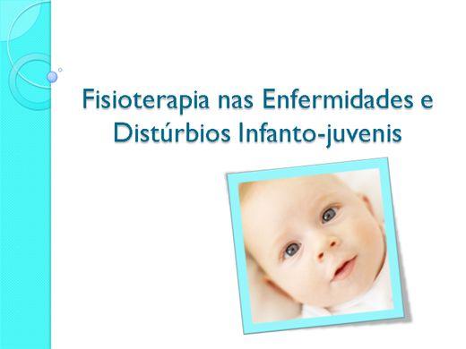 Curso Online de Fisioterapia nas Enfermidades e Distúrbios Infanto-Juvenis