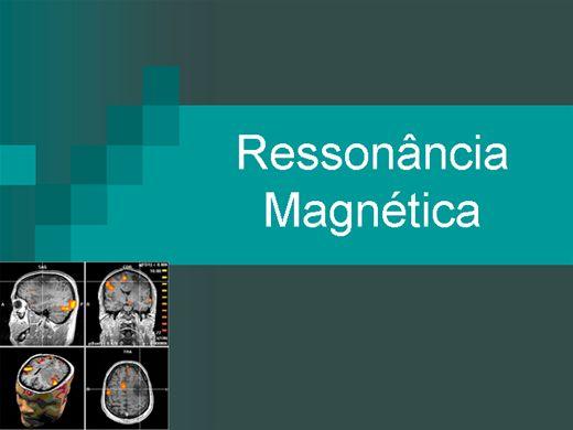 Curso Online de Ressonância Magnética