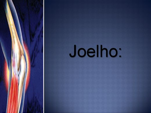 Curso Online de Joelho
