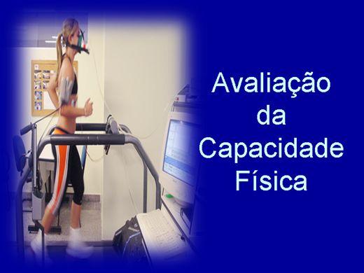 Curso Online de Avaliação da Capacidade Física