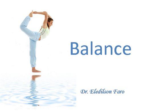 Curso Online de Balance