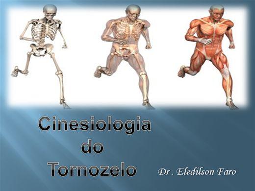 Curso Online de Cinesiologia do Tornozelo