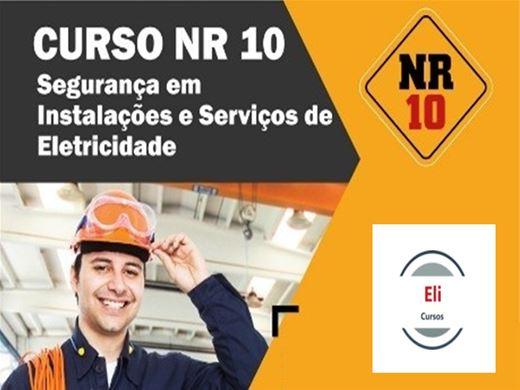 Curso Online de NR-10 : Segurança em instalações e serviços de eletricidade