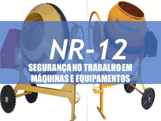 Curso Online de NR-12 Segurança no Trabalho em Máquinas e Equipamentos