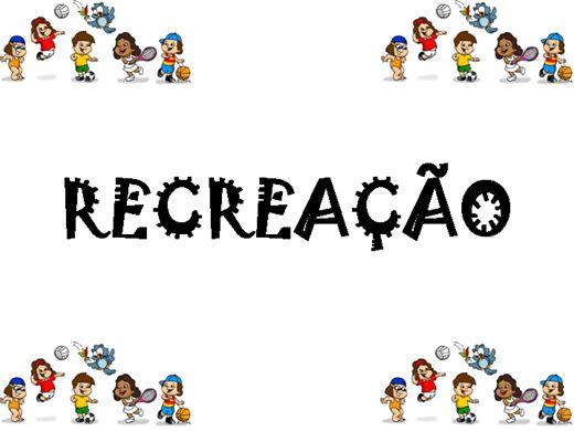 Curso Online de RECREAÇÃO NO ÂMBITO ESCOLAR