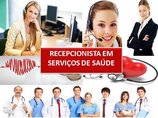 Curso Online de Recepcionista em Serviços de Saúde