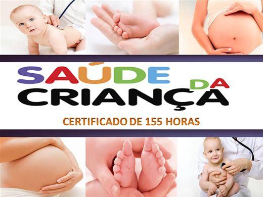 Curso Online de Atenção Integral à Saúde da Criança