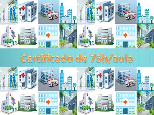 Curso Online de Higienização Hospitalar e Serviços de Saúde