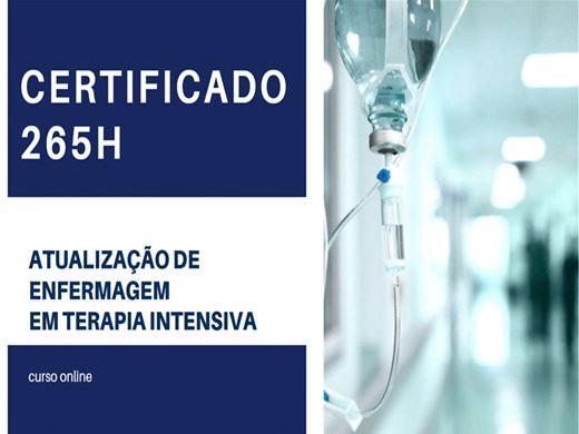 Curso Online de Atualização de Enfermagem em Terapia Intensiva
