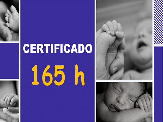 Curso Online de Enfermagem na Saúde da Criança