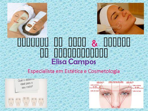 Curso Online de limpeza de pele & design de sobrancelhas