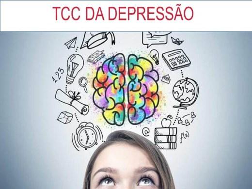 Curso Online de Terapia cognitivo-comportamental da depressão