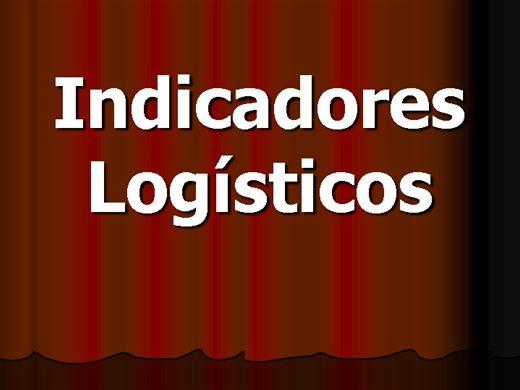 Curso Online de Indicadores Logísticos