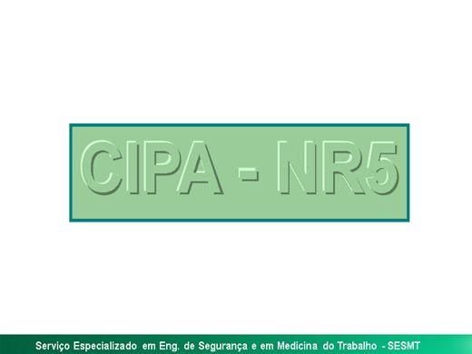 Curso Online de   NR 5