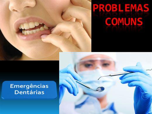 Curso Online de PROBLEMAS COMUNS E EMERGÊNCIAS DENTÁRIAS NA ODONTOLOGIA