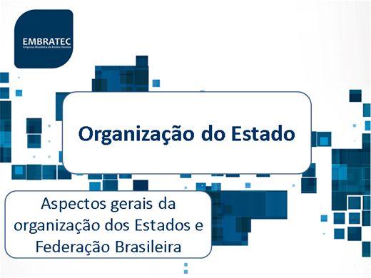 Curso Online de Organização dos Estados