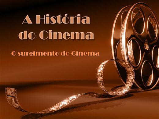 Curso Online de A História do Cinema: O surgimento do cinema e o Cinema Clássico Norte Americano