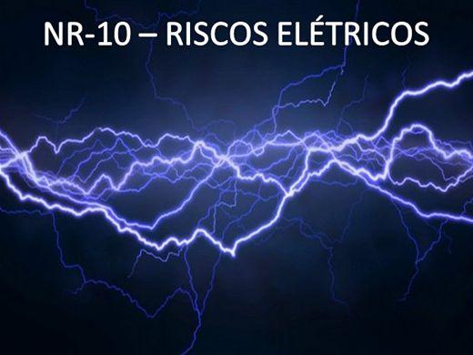 Curso Online de NR-10  (Segurança em Instalações e Serviços de Eletricidade)